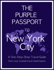 purple passport NY
