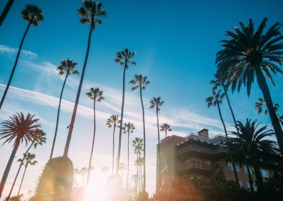 A Weekend Passport To Los Angeles: Old Hollywood Glamour