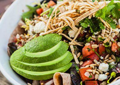 Salads Go Glam