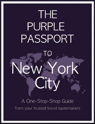 The Purple Passport to New York City