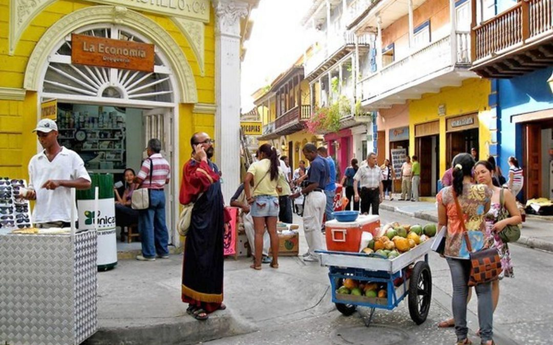 Cartagena, Colombia: Gabriel García Márquez's inspiration, the seaport mixes Old World and New