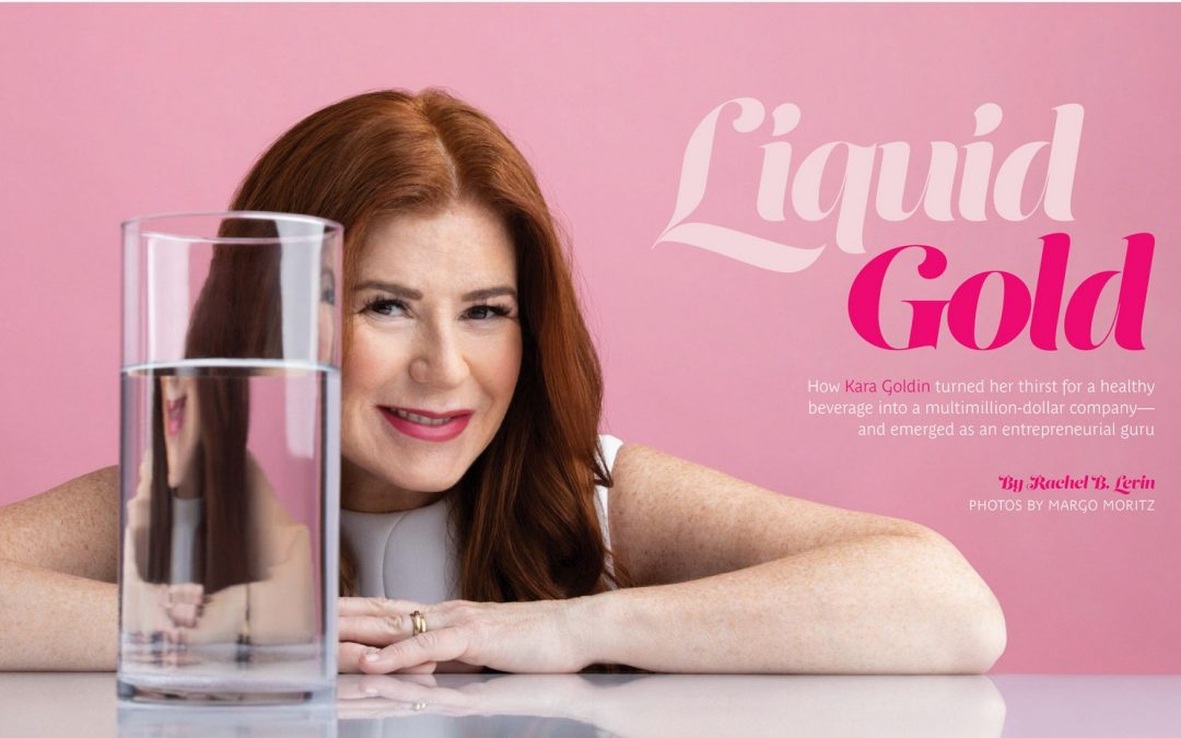Kara Goldin: Liquid Gold